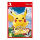 Pokémon: Let's Go Pikachu! - Digital Download