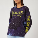 Levi's X Star Wars Women's Oversize Long Sleeve T-Shirt - Black