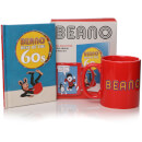 Beano Book and Mug Gift Set - Best of the 60s