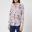 PS Paul Smith Women's Floral Print Shirt - Multi