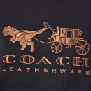 Coach 1941 Women's Rexy and Carriage T-Shirt - Black