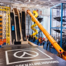 Indoor Aerial Assault and Slides Pass for Two at Adventure Parc Snowdonia
