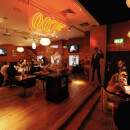 Two Course Meal with Wine for Two at Planet Hollywood, London