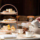 Spa Relaxation with Charbonnel et Walker Chocolate Afternoon Tea for Two at The 5* May Fair Hotel