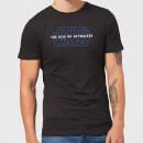 Star Wars: The Rise Of Skywalker Logo Men's T-Shirt - Black