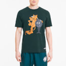 Puma X The Hundreds Men's Short Sleeve T-Shirt - Ponderosa Pine