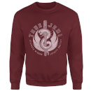 Star Wars The Rise Of Skywalker True Jedi Sweatshirt - Burgundy