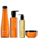 Shu Uemura Art of Hair The Intense Hydrating and Shine Routine for Dry Hair