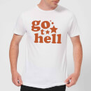 Go To Hell Men's T-Shirt - White