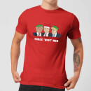 Three 'Wise' Men Men's T-Shirt - Red