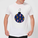 Spotty Bauble Men's T-Shirt - White