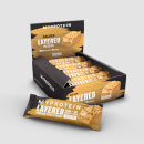 Myprotein Layered Bar, 12x60g Golden Week Bar - 12 x 60g - Golden