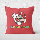 Super Mario Square Cushion