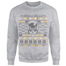 Batman Core I Do Not Smell Christmas Sweatshirt - Grey