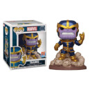 PX Previews Marvel Comics - Thanos Snap 6-Inch EXC Pop! Deluxe Figur