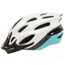 Raleigh Mission Evo Cycling Helmet - White/Mint