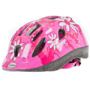 Raleigh Girls Mystery Pink Flower Helmet - Pink