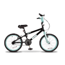 "Insync Skyline 18"" Wheel Girls BMX Bicycle - 9"""