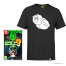 Luigi's Mansion 3 & Boo Glow-in-the-Dark T-Shirt Pack