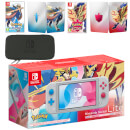 Nintendo Switch Lite Pokémon Sword and Pokémon Shield Double Pack