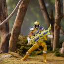 Power Rangers Lightning Collection - Figurine Dino Charge Ranger doré