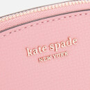Kate Spade New York Women's Sylvia Small Dome Cosmetic Bag - Rococo Pink