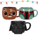 Star Wars Pop! Mugs Bundle