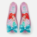 Mini Melissa Kids' Disney The Little Mermaid Ultragirl Ballet Flats - Purple/Aqua