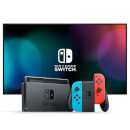 Nintendo Switch (Neon Blue/Neon Red) Pokémon Shield Pack