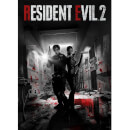 Resident Evil 2 Limited Edition Fine Art Giclee