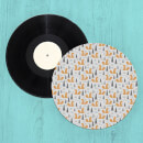 Squirrel Turntable Slip Mat
