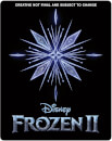 Disney's Frozen 2 – 3D Zavvi Exclusive Steelbook (Includes 2D Blu-ray)