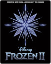 Disney's Frozen 2 - Zavvi Exclusive Collector's Edition 4K Ultra HD Steelbook (Includes 2D Blu-ray)