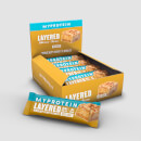 Layered Protein Bar - White Gold