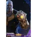 Hot Toys Marvel Avengers Infinity War Movie Masterpiece Action Figure 1/6 Thanos 41 cm