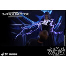 Hot Toys Star Wars Episode VI Movie Masterpiece Action Figure 1/6 Emperor Palpatine Deluxe Version 29 cm