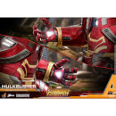 Hot Toys Marvel Avengers Infinity War Power Pose Series Action Figure 1/6 Hulkbuster 50 cm