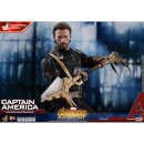Hot Toys Marvel Avengers Infinity War Captain America Movie Promo Edition Action Figure
