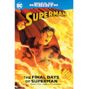 DC Comics Superman The Final Days of Superman Graphic Novel Paperback
