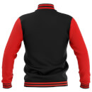 Transformers Autobot Varsity Jacket - Black / Red