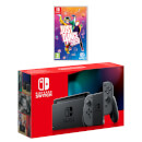 Nintendo Switch (Grey) Just Dance 2020 Pack