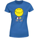 Happy With Myself Women's T-Shirt - Royal Blue