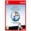 Dr Kawashima's Brain Training for Nintendo Switch - Digital Download