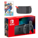 Nintendo Switch (Grey) Pokémon Sword Pack