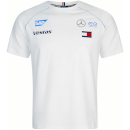 White Replica Team Tee