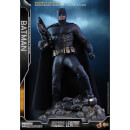 Hot Toys DC Comics Justice League Movie Masterpiece Action Figure 1/6 Batman Deluxe 32cm