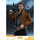 Hot Toys Star Wars Solo Movie Masterpiece Action Figure 1/6 Han Solo 31cm