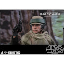 Hot Toys Star Wars Episode VI Movie Masterpiece Action Figure 1/6 Luke Skywalker Endor 28cm
