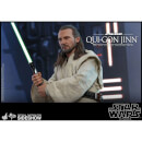 Hot Toys Star Wars Episode I Movie Masterpiece Action Figure 1/6 Qui-Gon Jinn 32cm