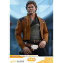 Hot Toys Star Wars Solo Movie Masterpiece Action Figure 1/6 Han Solo Deluxe Version 31cm